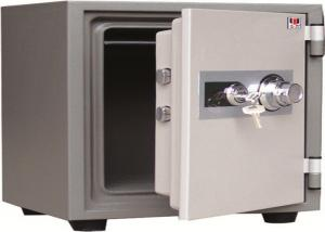 China Professional Fireproof Coded Lock Important File Fire-Proofing Cabinet on sale