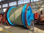 Mine Winder Steel Multi Rope 62KN Friction Hoist
