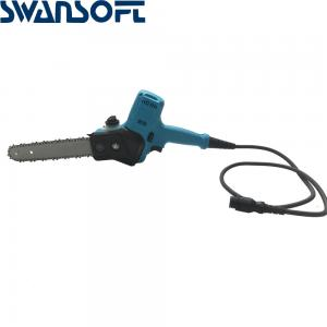 China Swansoft 150mm Single Hand Electric Saw Chainsaw Sharpener Tree Cutting Machine on sale