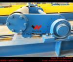 H irradia a linha auto máquina do conjunto do feixe de H com altura da Web do soldador/1800mm