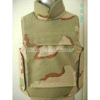 China Neck Protection Military Bulletproof Vest Body Armor Jacket With Hard Armor Plate on sale