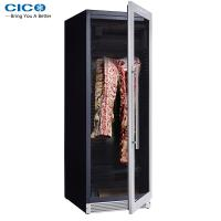 Upright Slim Meat Dry Aging Refrigerator , Commercial Meat Refrigerator