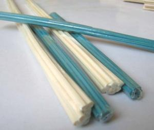 China Wholesale Natural / Dyed Straight Bamboo Reed Sticks For Diffusers TS-RR02 on sale