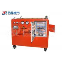 Integrated SF6 Gas Detector Unit , Advanced SF6 Gas Handling Equipment