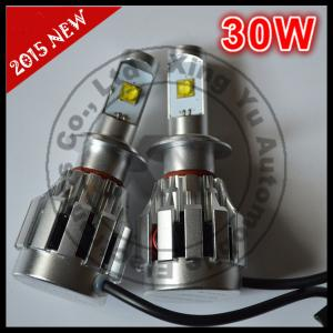 China 2015 New SUV 30W H7 Cree Led Headlight Instead Of Xenon H7 Lamp Automotive HID Converstion on sale