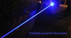 China Blue Laser Pointer 1000mW 1W laser pen on sale