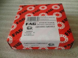 China FAG JLM506849/JLM506810 Inch tapered roller bearing 55X90X23MM on sale