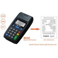 Movotek Mobile Recharge POS with USSD/SMS Thermal Voucher Printer for Airtime Topup