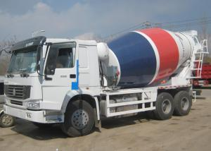 China SINOTRUK HOWO Concrete Mixer Truck 10CBM 290HP 6X4 LHD ZZ5257GJBM3841W on sale