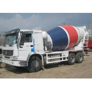 China SINOTRUK HOWO Concrete Mixer Truck 10CBM 290HP 6X4 LHD ZZ5257GJBM3841W on sale