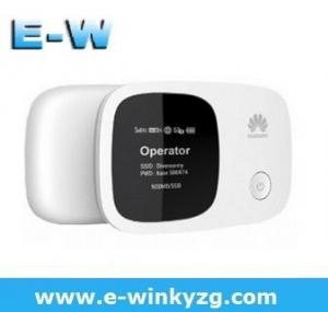 Modem-router Combos New Fashion Hua Wei E5336 3g 21.6mbps Pocket Wifi Router