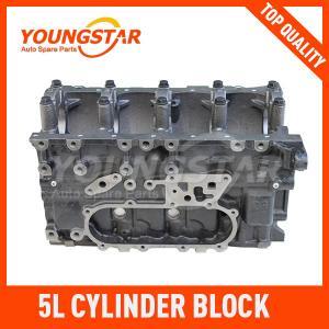 China Cylinder Block TOYOTA 5L on sale