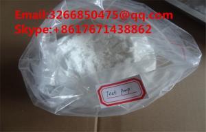 China Raw Safe Nandrolone Steroids Powder Norandrostenolone Pharma CAS 62-90-8 on sale