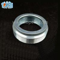 China Electrical IMC Conduit Fittings Of Zinc Plated Steel Reducing Bushing/Threaded Reducer on sale