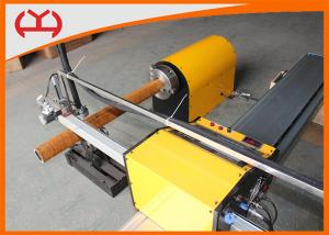 China Pipe Tube Portable Plasma Cutting Machine With Auto Ignition Device on sale
