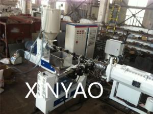 China Linha de alta velocidade escala 110-315mm da extrusão da tubulação do PE da água do HDPE do diâmetro on sale