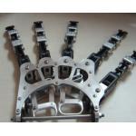 Peças fazendo à máquina personalizadas do CNC das peças de precisão do alumínio + do acetal da dimensão 250MM *180MM