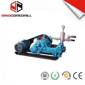 China High  Efficiency  BW250 250L Output 6MPa Mine Horizontal Triplex Mud Pump on sale
