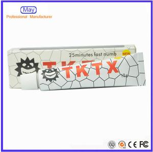 China NEW TKTX35% Pain Killer Painless Pain Stop Pain Relief Permanent Makeup Anaesthetic Numb Product For Tattoo Use on sale