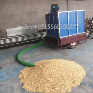China Loading capacity 15-20T/H portable family expenses helix conveyor on sale