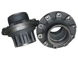 China Auto parts Cast Iron Wheel Hub For Heavy Truck on sale