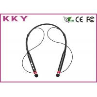 China OEM / ODM Accept Neckband Bluetooth Headphones With Super Light Design on sale