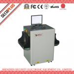 Multi Energy X Ray Baggage Scanner Machine 50*30cm Size Windows 7 Operation System