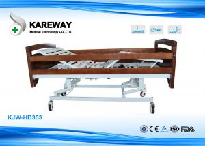 China Three Function Electric Homecare Hospital Beds For Hospital Furniture KJW-HD 353 on sale