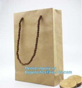 China Custom printed white paper bag for flour packaging food packing bag,toast bread bag candy dessert biscuit bag food grade on sale