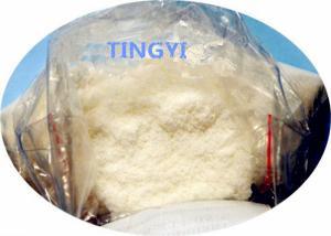China Vandetanib CAS: 443913-73-3 Pharmaceutical Industry Raw Materials Anti - Cancer Cream Coloured Powder on sale