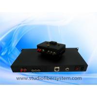 EFP Package Fiber Camera System for panasonic camera remote control,party-line,tally,intercom,genlock etc