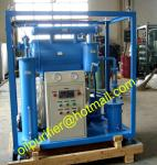Portable Insulation Oil Treatment Machine of Transformer, Cable Oil Degaisifer,Used Oil Filtrate Machine