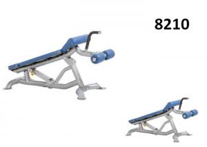 China Commercial Ab Sit Up Decline Bench Exercise Adjustable Abdominal Bench on sale