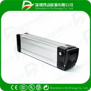 China 48V silver fish 500w electric bike battery on sale