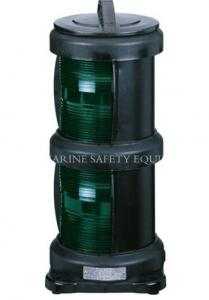 China Marine Powerful Plastic Navigation Light Used in Ships,Boats,Yacht on sale