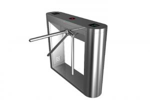 China Door Access Equipment Tripod Turnstile Security Turnstile Gate For Entrance Control on sale