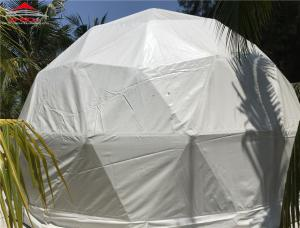 China UV Resistant Transparent Dome Tent For Temporary Residence / Greenhouses on sale