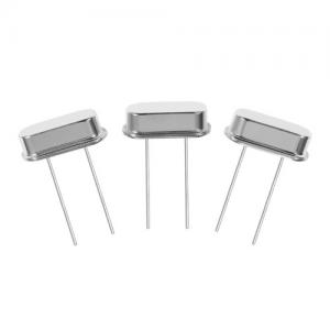 China Audio Products Quartz Crystal   Dip Crystals & Oscillators Lead Free Type crystal oscillator on sale