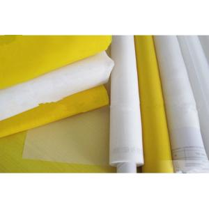 China Polyester Highly Tough Strong Tensile Rotary Screen Printing , Low Elongation on sale
