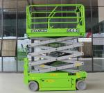 8m MEWPs Aerial Self Propelled Elevating Work Platforms Hydraulic Eletronical Scissors lift JESH
