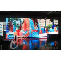 China P8 Outdoor LED Signs 1R1G1B LED Display Rental , Brightness Above 6000 cd/m2 on sale