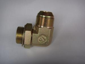 China BSP Male Double Hydraulic Adapters Fittings , British Adapters on sale