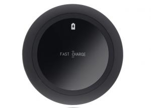 China Electric Cool Electronic Gifts Fast 10W  Wireless Charging Pad Anti - Slip Strap Mat on sale