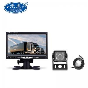 China Van Trailer Car Surveillance Camera Night Vision , Coach Black Box Car Camera on sale