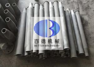 China Wear Resistant Reaction Bonded Silicon Carbide Self Recuperative Gas Burner Heat Exchanger supplier