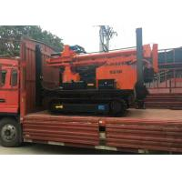 Full Hydraulic Horizontal Directional Drilling Rig For 300m Drilling Depth