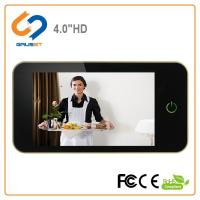 China Smart Home Security HD Peephole Viewer / High Definition Video Door Viewer on sale