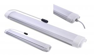 China 40w 130lm/W IP65 LED Batten Light 2835 SMD led IC driver CE RoHS SAA approvals on sale