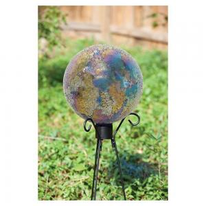 China wholesale solid crystal gazing ball with stand on sale