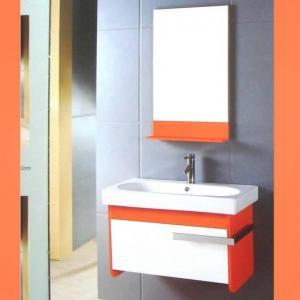 China PVC Bathroom Cabinet on sale